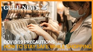 6 tips to stay safe while shopping during a pandemic
