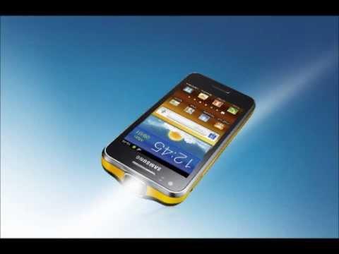 Samsung Galaxy Beam primeras impresiones