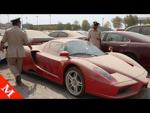 """Dàn Siêu Xe Tỷ Đô Bỏ Hoang Ở """"Thiên Đường"""" Dubai Và Nguyên Nhân Khiến Bạn Té Ngửa"""
