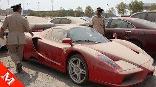 Dàn Siêu Xe Tỷ Đô Bỏ Hoang Ở -Thiên Đường- Dubai Và Nguyên Nhân Khiến Bạn Té Ngửa -cnm-