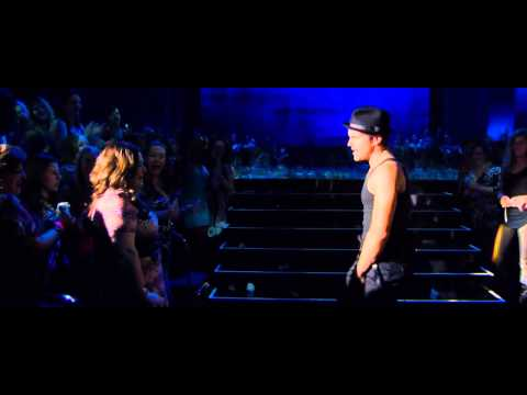 Magic Mike XXL - Ken's performance - Matt Bomer