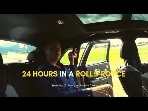 Spending 24 Hours in a Rolls-Royce Ghost