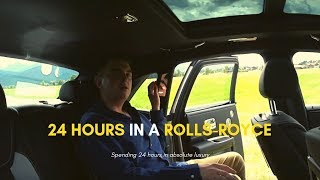 Spending 24 Hours in a Car - Rolls-Royce Version