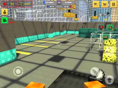 [Block Force - Pixel Style Gun Shooter...