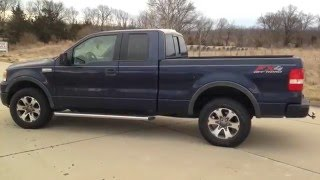 Used Car Review - 2004 Ford F-150 FX4 4x4