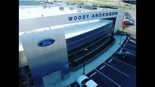Woody Anderson Ford - Dealership Tour