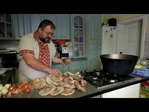 Как приготовить гриб зонтик
