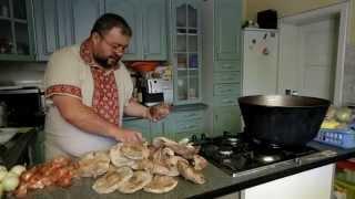 Как приготовить гриб зонт