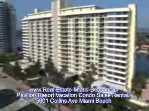 Ocean Pavilion Condo Vacation Rentals Sales Miami South Beac