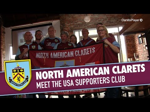 NORTH AMERICAN CLARETS | Meet The USA Supporters Club