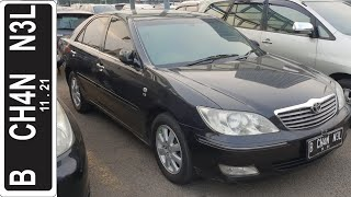 In Depth Tour Toyota Camry 3.0V [XV30] (2003) - Indonesia
