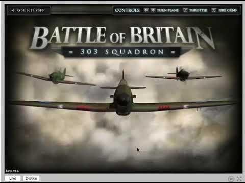 303 squadron battle of Britain |