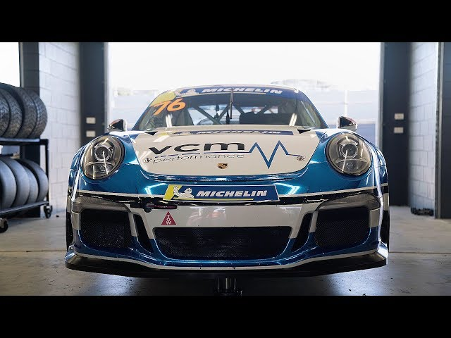 Christian Pancione Racing - Round 3 Porsche GT3 Cup Challenge   4K