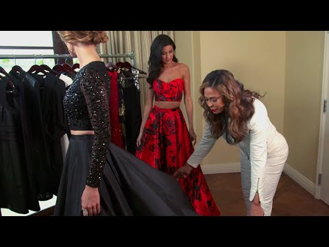 Style Session with Tina Knowles