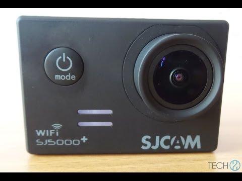 SJCAM SJ5000+ WiFi sportkamera teszt