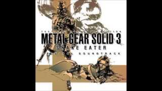Metal Gear Solid 3: Snake Eater [OST] - 15 Fortress Sneaking