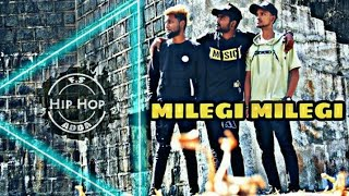 Milegi Milegi | Stree | Hiphop | dance | choreography | by | The sandeep 54 |