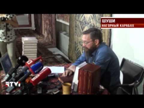 Герман Стерлигов придумал, как сделать богатым Нагорный Карабах