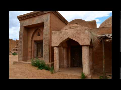 Sarai Batu, capital of the Golden Horde - Russia. HD Travel.