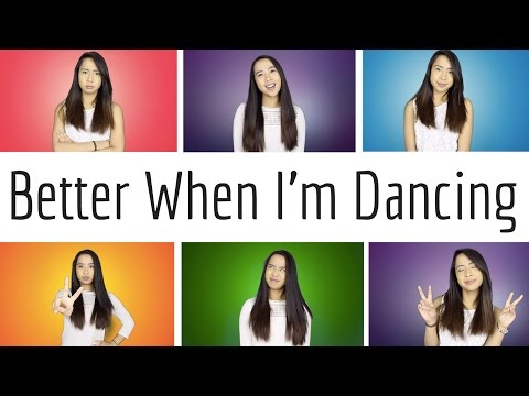 Better When I'm Dancing (Meghan Trainor) Cover by CaleonTwins