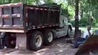 Welding a Dump Truck 5 of 5