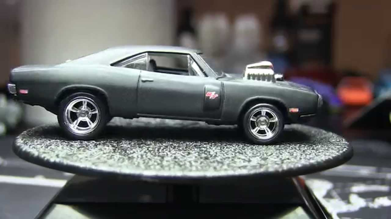 2015 Hot Wheels Fast /& Furious /'70 DODGE CHARGER R//T #3//8