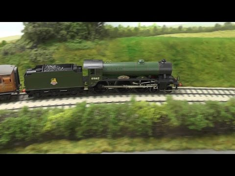 Pete Watermans 7mm layout 22nd May 2016 HD