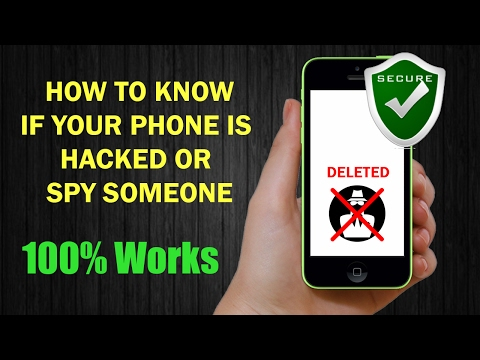 How to Know if My Phone is Hacked or Spy Someone - in Hindi l 100% Works