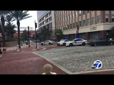 'Multiple fatalities,' including suspect, after Jacksonville Landing shooting