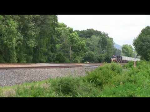 Memorial Day Railfanning in the Harrisburg Area Part 1: Cove, Pa