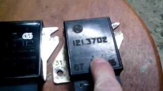 видео Устройство и схема подключения генератора ВАЗ 2107 инжектор и карбюратор: технические характеристики