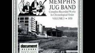 The Memphis Jug Band & Memphis Minnie Bumble Bee Blues (1930)