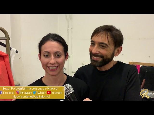 La Spada nella Roccia intervista a Lapo Braschi e Catenina Pini