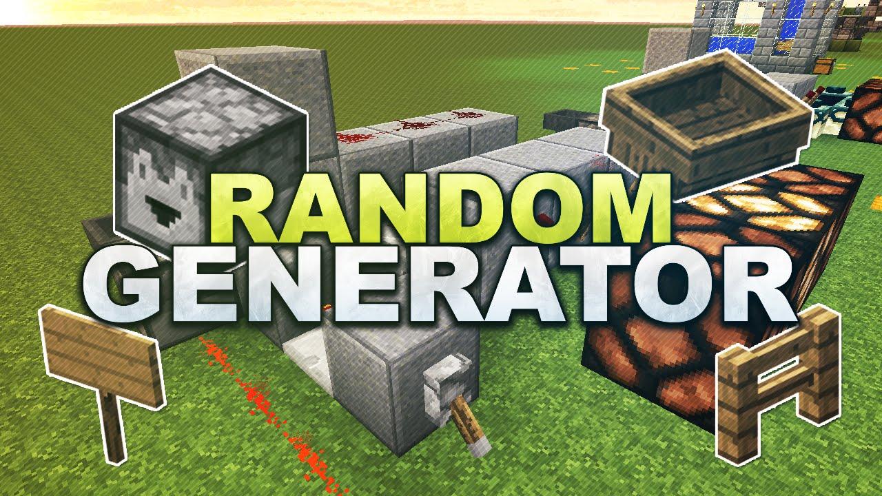 Zufall Generator