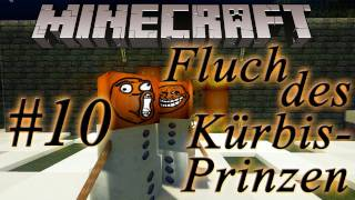 Let's Play Curse of the Pumpkin Prince #10 Minecraft Adventure