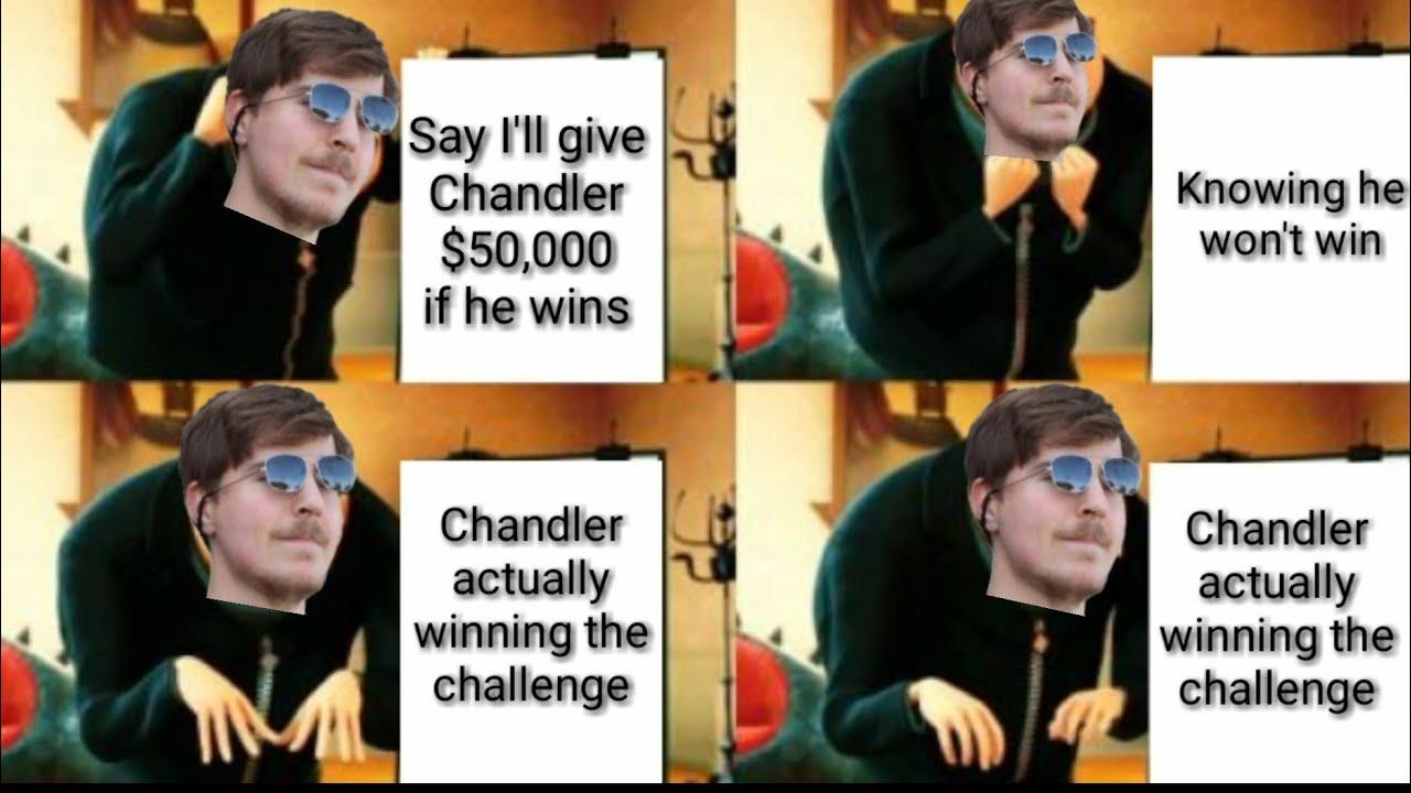 Chandler Winning Memes Youtube