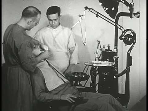 The Duties of a Dental Technician (1944)