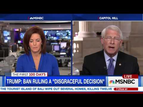 Roger Wicker On MSNBC: Judge Gorsuch, Executive Order and Russia l Roger Wicker For Senate