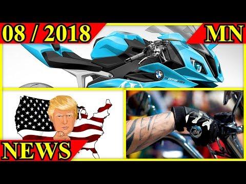 Motorrad Nachrichten 08/2018