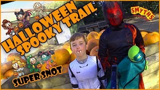 Halloween Trail with Snot   Smyths Toys Superstore Christmas advert #PickSnot   Primrose Vale Farm