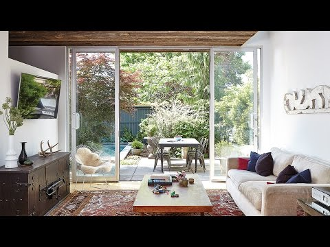Interior Design – See Inside A Creative Family's Artsy City Home