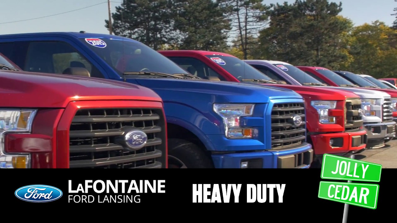 Lafontaine Ford Lansing >> Lafontaine Ford Of Lansing Truck Country Credit King