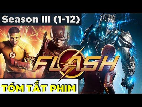 (Tập 112) Toàn bộ THE FLASH SS3 trong 30 phút | Tóm Tắt Recap The Flash Season 3