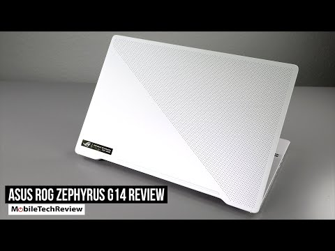 Asus ROG Zephyrus G14 Review