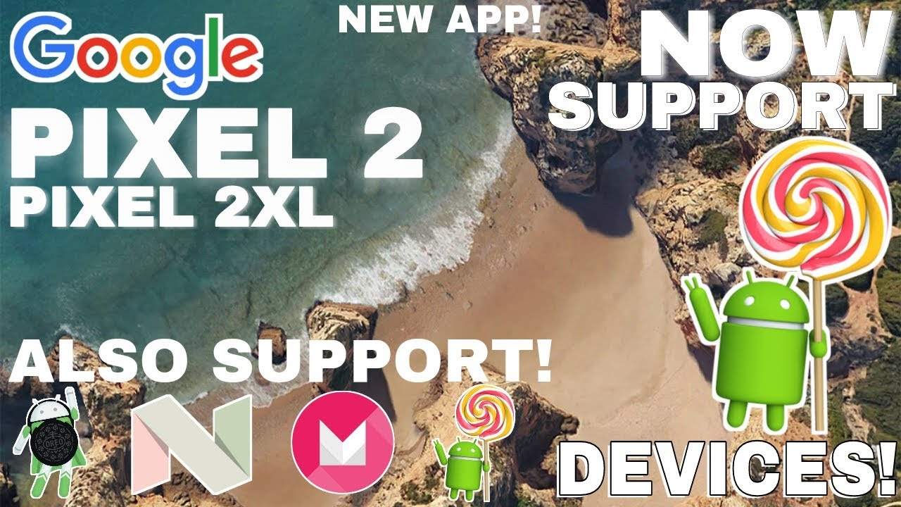 Get google Pixel 2/ 2XL Live Wallpapers On Any Android ...