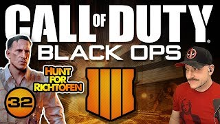 COD Black Ops 4 // Hunting for Richtofen // PS4 Pro // Call of Duty Blackout Live Stream #32