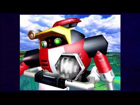 "Sonic Adventure DX Ending (E-102 ""Gamma"") [1080 HD] |"