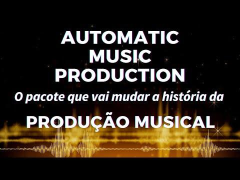 Melhores plugins do mundo para produção musical grátis. Automatic Music Production