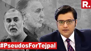 Tejpal Trial To Be Fast-tracked. Why Is The Lutyens Silent Now  The Debate With Arnab Goswami