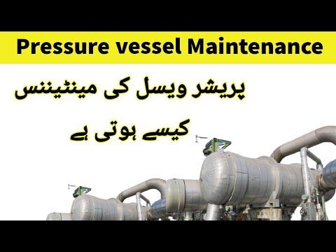 Pressure vessel maintenance kesy hoti hai | Mechanical Shutdown job interview questions